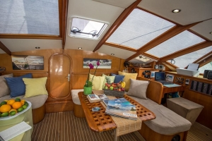 Belline II - Adventure Charters Day Sails BVI