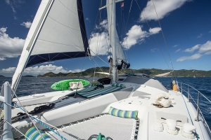 Belline II - Adventure Charters Days Sails BVI