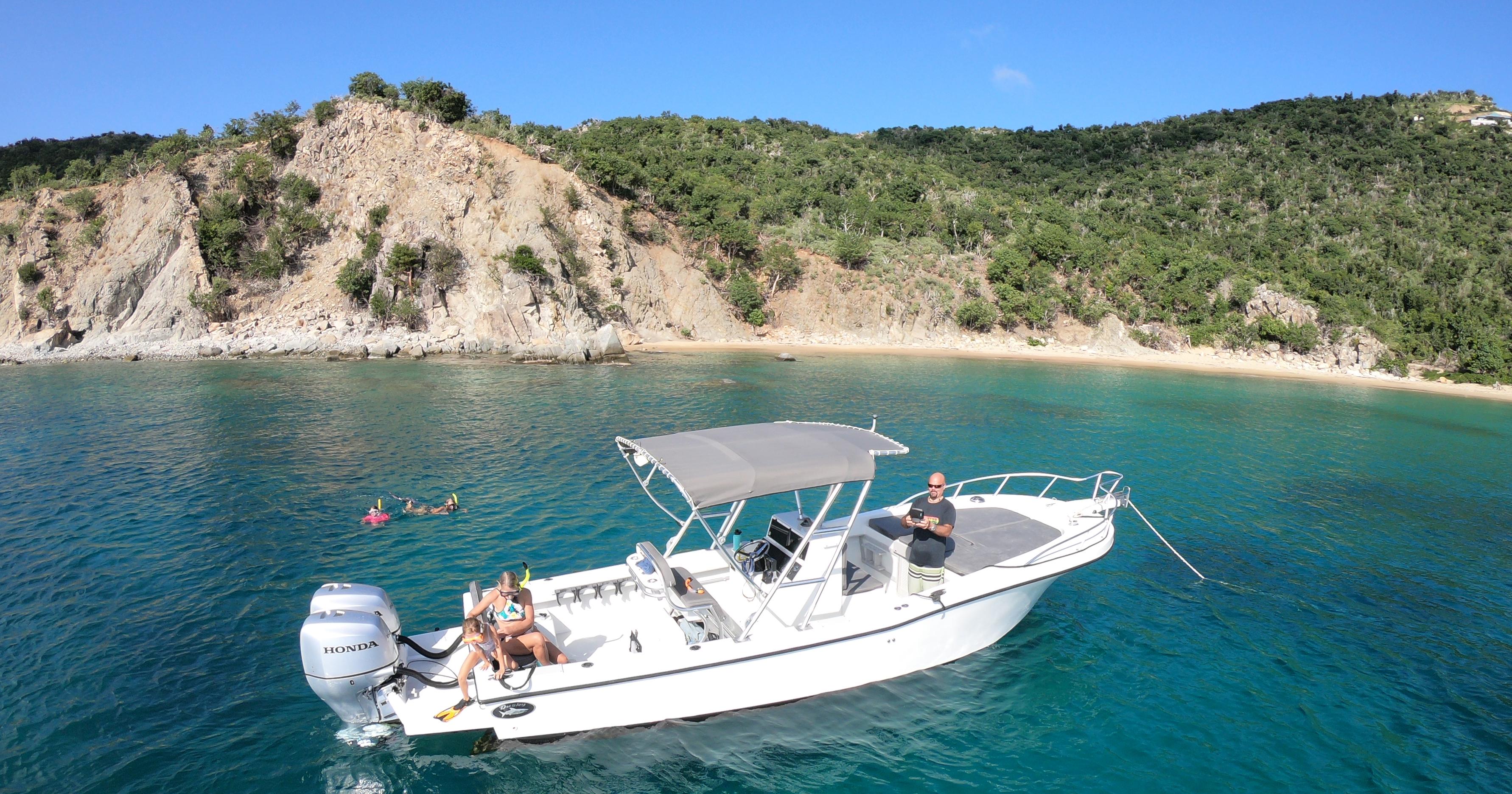 sailing trips bvi British Virgin Islands