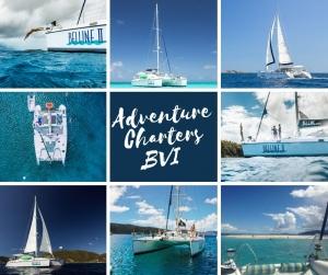 Adventure Charters BVI Day Sails